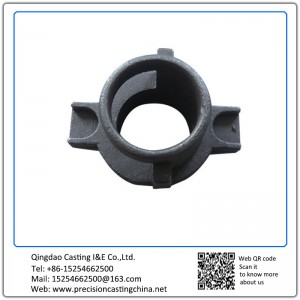 Automotive Components Resin-bonded Sand Casting Carbon Steel