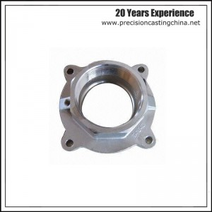 OEM Stainless Steel Lost-wax Mold Investment Castings Components