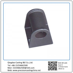 Automotive Connectors Mild Steel Clay Sand Casting