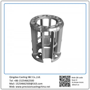Carbon Steel Clay Sand Casting Mounting block