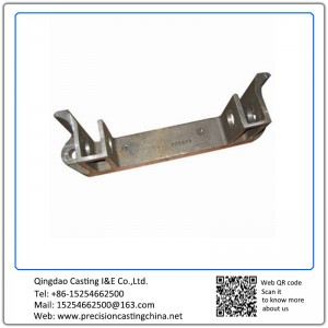 Carbon Steel Components of Forklift Resin Sand Casting