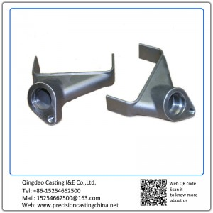 Carbon Steel Resin Sand Gravity Casting Automotive Connectors