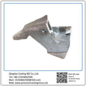 Cast Nodular Iron Agricultural Machinery Parts Shell Mould Casting