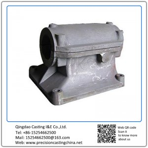 Customized Cast iron sand casting Machinery Spare Parts