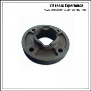 Shell Mould Casting Grey Iron Mechanical Spare Parts