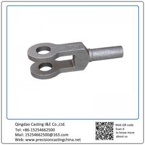 Customized Automotive Support Frame Carbon Steel Investment Casting