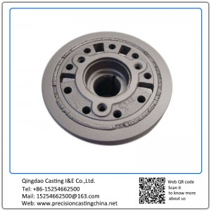 Customized Balancer Malleable Iron Shell Mould Casting