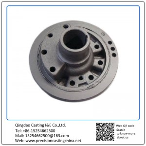Customized Balancer Nodular Iron Precoated Sand Casting