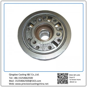 Customized Balancer Spherical Cast Iron Investment Casting