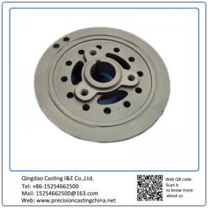 Customized Balancer Spherical Graphite Cast Iron Solid Investment Casting