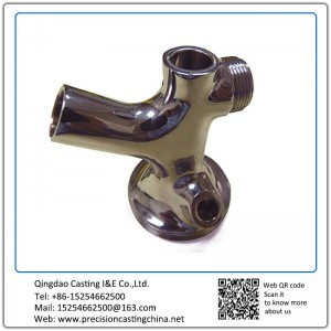 Customized Beer Faucet (S) of CNC Turning Parts Stainless Steel Waterglass Casting