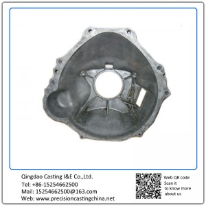 Customized Bell Housing Carbon Steel Lost Foam Casting Process