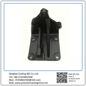 Customized Bracket Cast Nodular Iron Resin-bonded Sand Casting