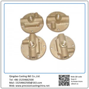 Customized Brass Valve Housing Gravity Casting