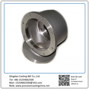 Customized Breather Valve Body Silica Sol Process Investment Casting