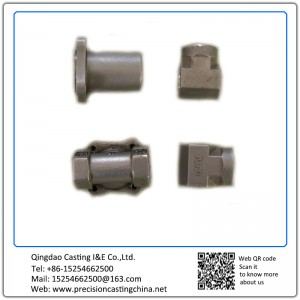 Customized Carbon steel construction part investment casting