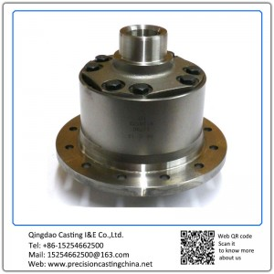 Customized Carbon Steel Eaton Truetrac Differential Waterglass Casting