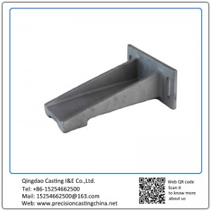 Customized Carbon Steel General Engineering Parts Investment Casting