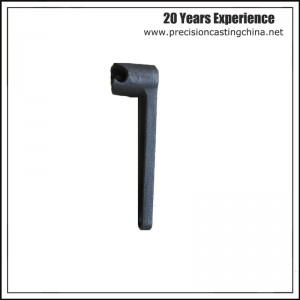 Spherical Graphite Cast Iron Investment Casting Handle