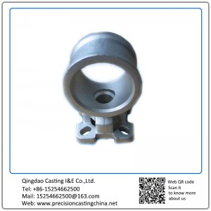 Customized Carbon steel investment casting machine parts