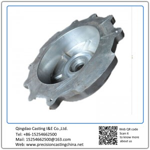 Customized Carbon steel Investment Casting Part Automobile Spare Parts