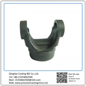 Customized Carbon Steel Investment Casting Vehicle Parts
