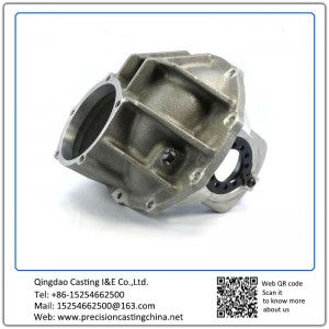 Customized Carbon Steel Parts Shell Mould Casting  Motorcycle Spare Parts