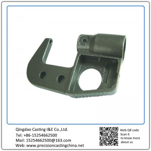 Customized Carbon Steel Silica Sol Lost Wax Investment Casting Measuring Tool Accessories