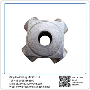 Customized Carbon Steel Solid Investment Casting Auto Parts