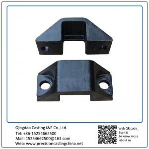 Customized Carbon Steel Soluble Glass Casting Basement
