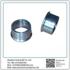 Customized Carbon Steel Stainless Steel Castings Soluble Glass Casting Automotive Engine Bushing