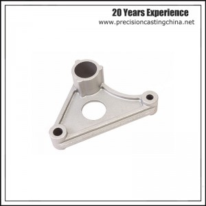 Wagon Parts Alloy Steel Solid Investment Casting Components