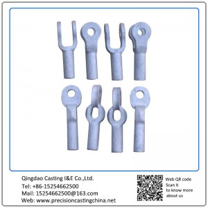 Customized Carbon Steel Wire Connector