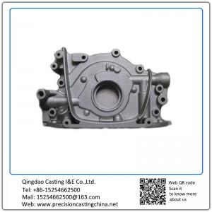 Customized Cast Nodular Iron Auto Parts Precision Casting