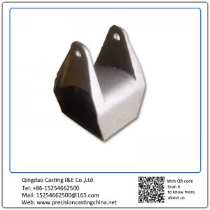 Customized Cast Nodular Iron Camion Heavy Trucks Casting Parts Investment Casting Crane Spare Parts