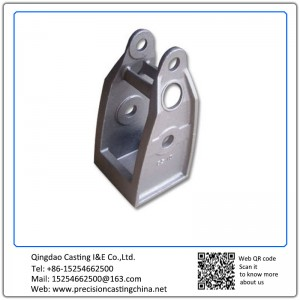 Customized Cast Nodular Iron Camion Heavy Trucks Casting Parts Lost Foam Casting Process Cooling Systems Components