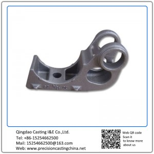 Customized Cast Nodular Iron Camion Heavy Trucks Casting Parts Precision Casting Suspension Spare Parts
