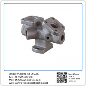 Customized Cast Nodular Iron General Engineering Parts Valve Body Solid Investment Casting