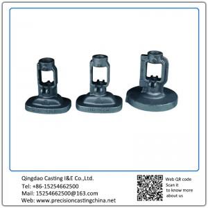 Customized Cast Nodular Iron Investment Casting Automobile Spare Parts