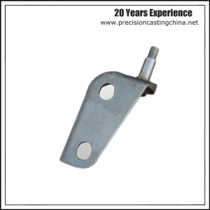 Alloy Steel Engine Components Silica Sol Lost Wax Investment Casting