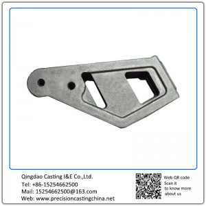 Customized Casting Manufacturer Cast Part Precision Steel casting