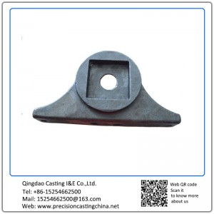 Customized China Precision Casting Steel Casting Company Investment Casting Foundries