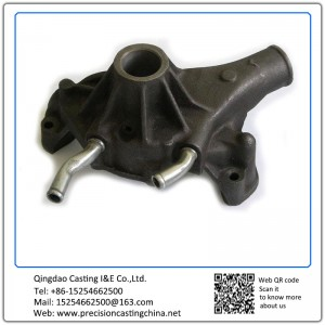 Customized Coated sand investment casting machine parts