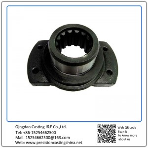 Customized Cold Forging Precision Parts Shell Mould Casting