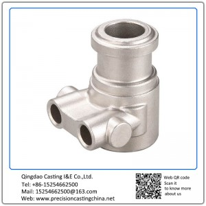 Customized Concrete Pump Pipe Spare Parts Precision Casting Ductile Iron