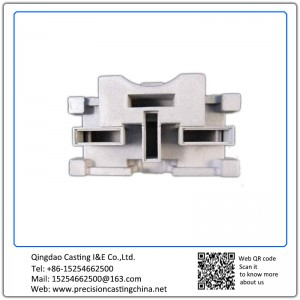 Customized Cooling Systems Components Grey Iron Investment Casting