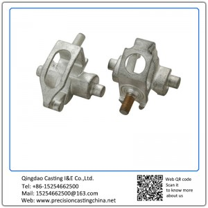 Customized Copper Alloy Automotive Connectors Solid Investment Casting