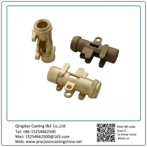 Customized Copper Alloy Electric Pipe Fittings