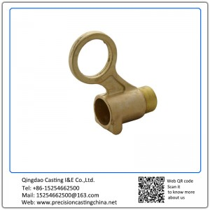 Customized Copper Alloy Soluble Glass Casting