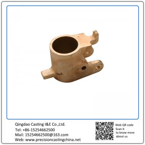 Customized Copper Alloy Waterglass Casting